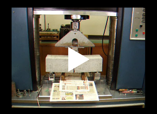 Video - Houževnatost vláknobetonu s BeneSteel